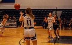 Winthrop Girls Basketball VS. Revere 1/21/20