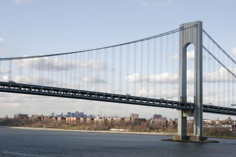 The Verrazano-Narrows Bridge is the longest suspension bridge in the United States, and once it was the longest in the world!