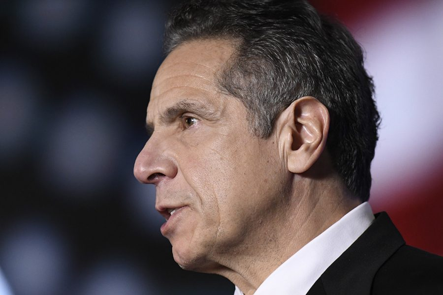 Andrew Cuomo. Photo Courtesy of Politico.