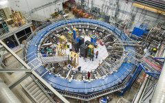 The Muon g-2. Photo Courtesy of Wikipedia.