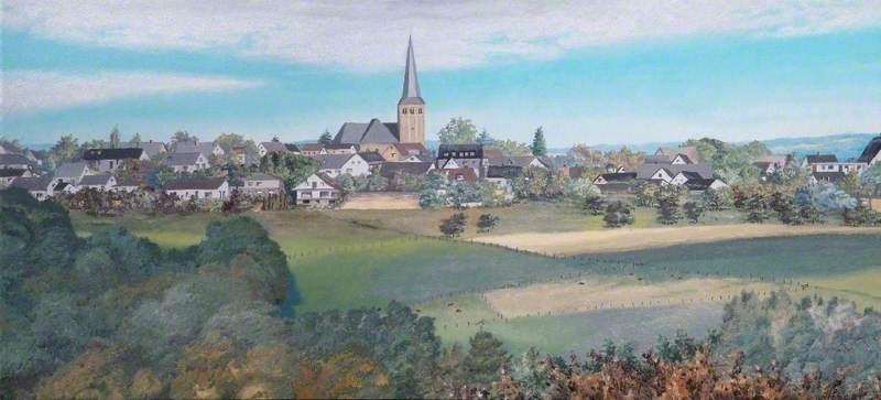 Albus; Neunkirchen-Seelscheid, Germany; Bicester Town Council; http://www.artuk.org/artworks/neunkirchen-seelscheid-germany-42630