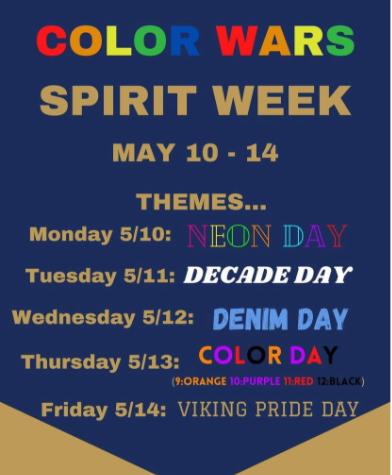 WHS Spring Spirit Week 2021 Review